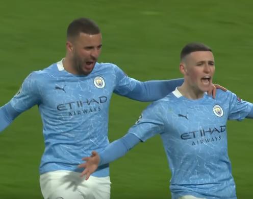 Манчестер Сити обыграл Боруссию