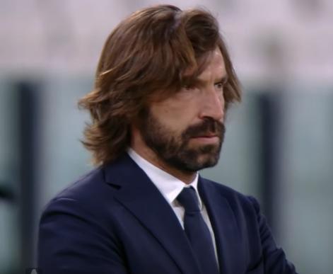 Андреа Пирло - тренер Ювентуса рискует потерять работу