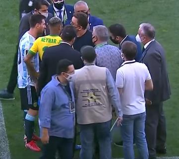 Бразилия - Аргентина. Скандал на ЧМ 2022 по футболу