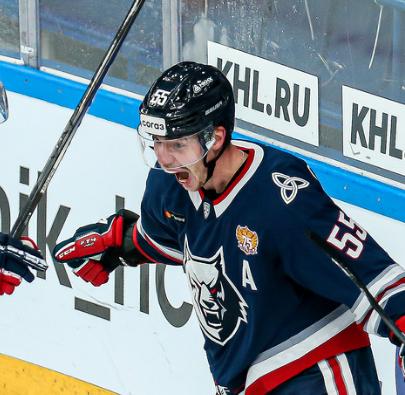 Чемпионат КХЛ сезон 2021-2022