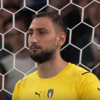 Джанлуиджи Доннарумма. Вратарь сборной Италии