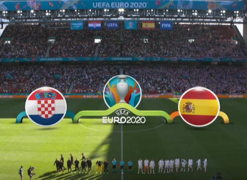 Хорватия — Испания 3 5 Евро-2020