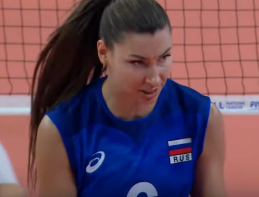 Лига Наций - волейбол. Россия - Бельгия