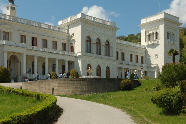 Ливадийский дворец. Крым
