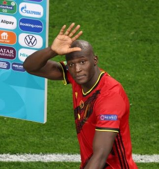 Лукаку - игрок сборной Бельгии