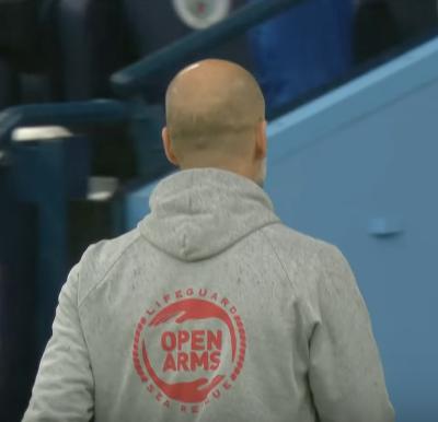 Гвардиола - тренер Ман Сити