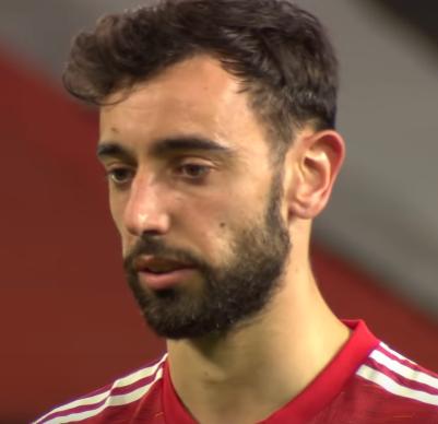 Бруну Фернандеш забил первый гол