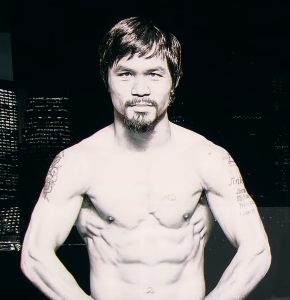 Мэнни Пакьяо - боксер