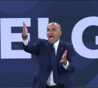 Роберто Мартинес - тренер сборной Бельгии