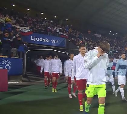 Словения - Россия Обзор отборочного матча ЧМ-2022