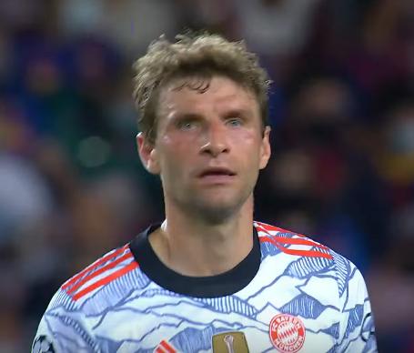 Томас Мюллер - игрок Баварии