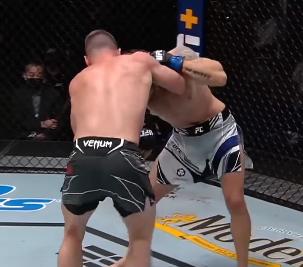 UFC Вегас 33. Багдасарян - Энглин