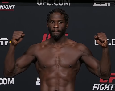 UFC Vegas 34 Джаред Каннонир