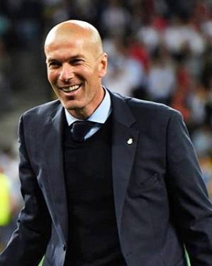 Зидан уходит из Реала повторно